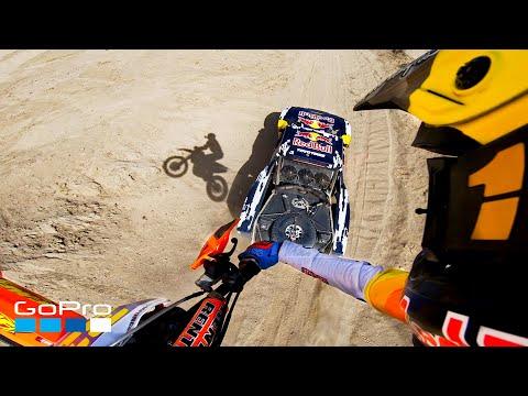 GoPro: Desert Duel   Andy McMillin vs Taylor Robert in 4K