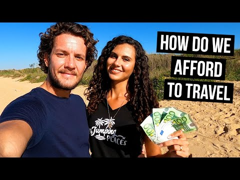 HOW WE AFFORD TO TRAVEL FULL TIME & HOW MUCH WE SAVED