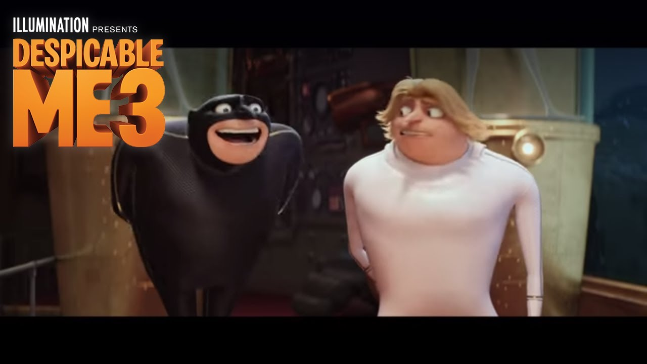 Despicable Me 3 - In T...