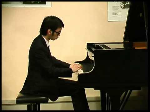 Yi-Chih Lu --- Haydn Sonata Hob XVI:27 G Major 1st mov.
