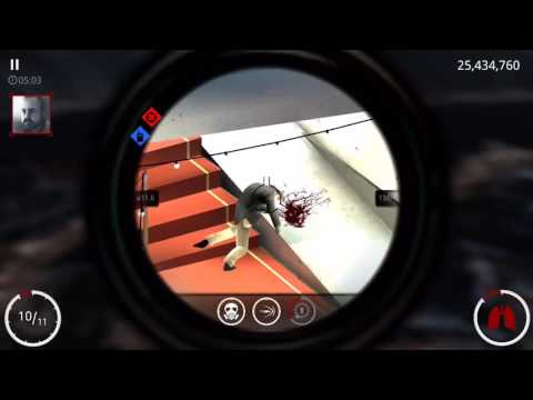 Hitman: Sniper - Scored 44 943 544! by Oliveira78 on