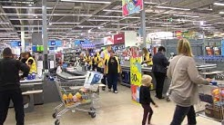 Ulosmarssi Porin K-Citymarket Mikkolassa