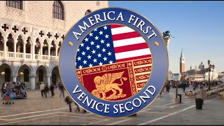 AMERICA First VENICE Second