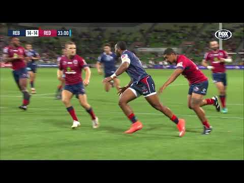 HIGHLIGHTS 2018 Super Rugby week 2 Rebels vs Reds
