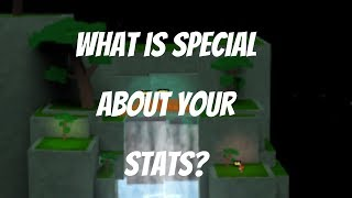 Roblox: SPECIAL THINGS ABOUT YOUR STATS THAT U DIDNT KNOW - Super Power Training Simulator