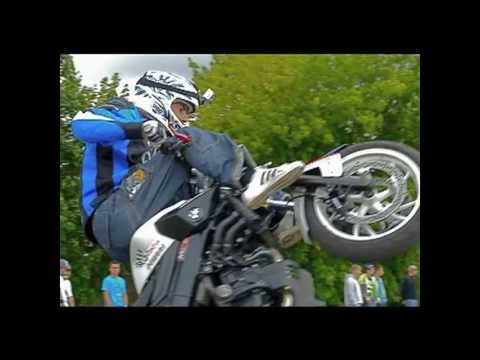 Few Amazing Bike Stunts N Few Funny Fail