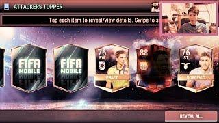BARCELONA BEAST!!! FIFA MOBILE 1.5 MILLION COIN PACK OPENING!! 6 Elites! | FIFA Mobile 17 iOS