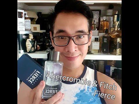 (Review Nước Hoa) Abercrombie & Fitch FIERCE - Nam tính ngời ngời như mấy bạn Gymer