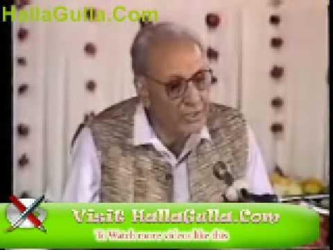 Mushaira Mohsin Ehsan Ghazal HallaGulla Com