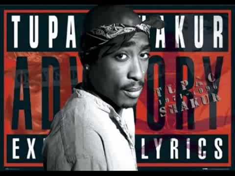 Tupac shakur - Hail Mary (EXPLICIT)