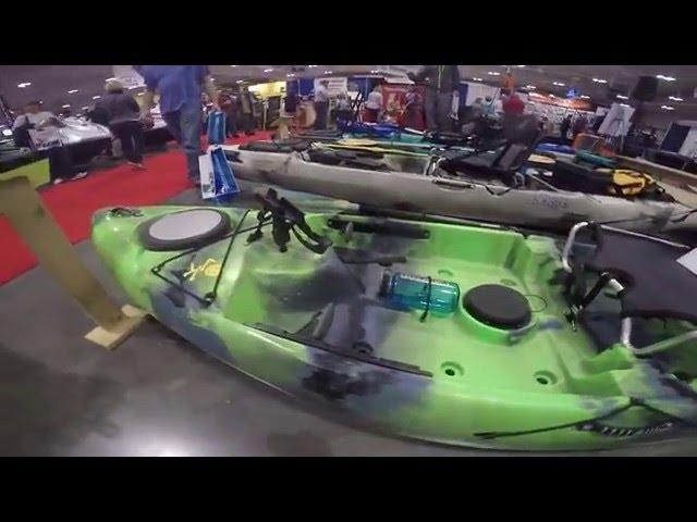 2016 Jackson Kayak CRUISE 10 ANGLER Overview
