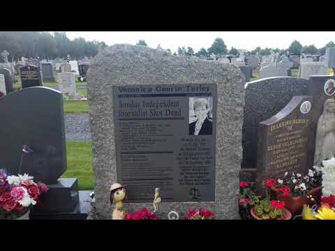 Veronica Guerin and Gerry Ryan Graves