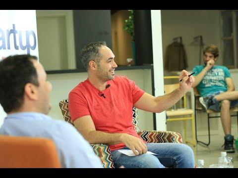 Startup Grind Prishtina Event 16 presented Nik Myftari (Spotted)