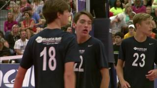 2016 BJNC 14 Open Gold Medal Match
