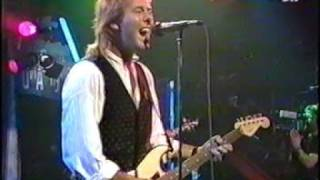 "PETER BECKETT-Little River Band ""Baby Come Back"" 1991 (German TV)"