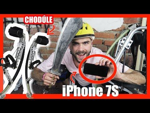 iPhone 7S, CHODÚLE a MAČETA ? Vykupujem BAZÁRE