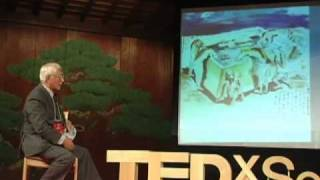 TEDxSeeds - Takashi Saito - Start from a-bomb experience. Save the Clear Blue Sea for the Future