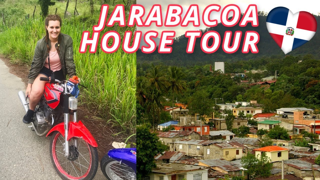 HOUSE TOUR AND COST OF LIVING IN JARABACOA, DOMINICAN REPUBLIC!