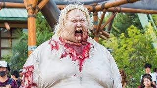 "Zombie ""Fat"" Halloween USJ Japan 좀비 喪屍"