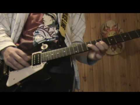 NIN - The Way Out Is Through on Guitar