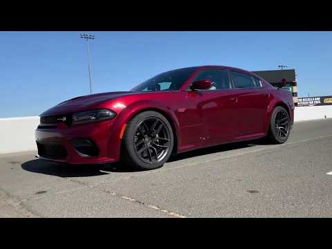 Sonoma Racetrack - 2020 Dodge Charger SRT Hellcat Widebody Media Drive