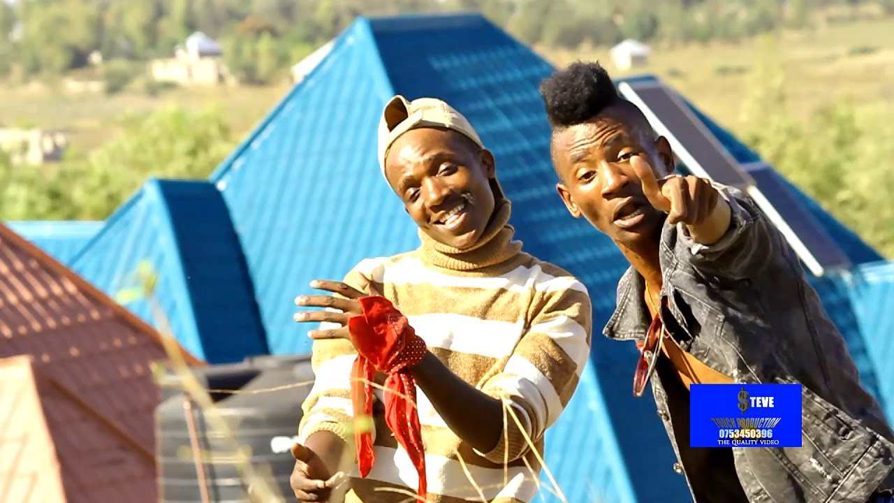 Download Ng'waniyene Ft Mjukuu Malonde  Bhuteja Official Video HD