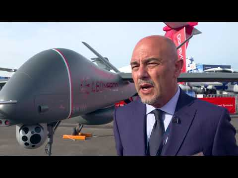Presenting the latest generation of Leonardo's UAS