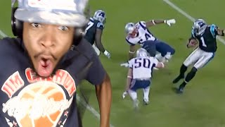 I JUST PISSED MY PANTS! BEST JUKES IN FOOTBALL HISTORY REACTION!!