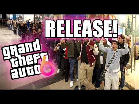 Grand theft auto 6 release date in Brisbane
