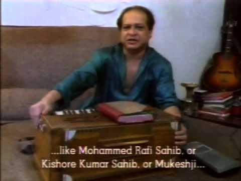 Rare song in the voice Laxmikant ji