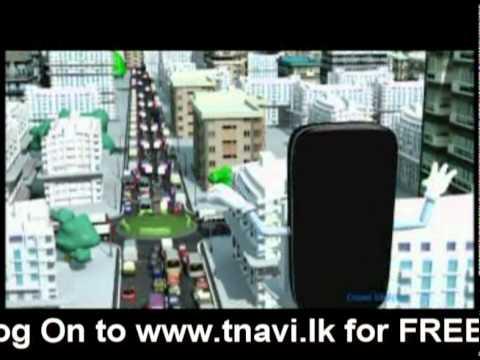 Mobitel Tnavi 3D GPS  Navigator by CityGuide