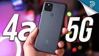 Google Pixel 4a 5G Review: Bigger but, Better?