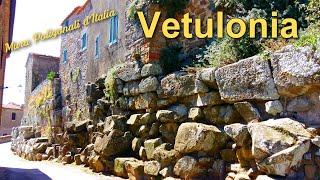 Vetulonia - Mura Poligonali d'Italia