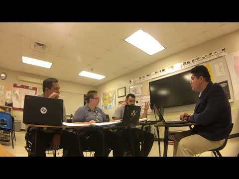 Teacher Focus Groups- Cavazos Middle School