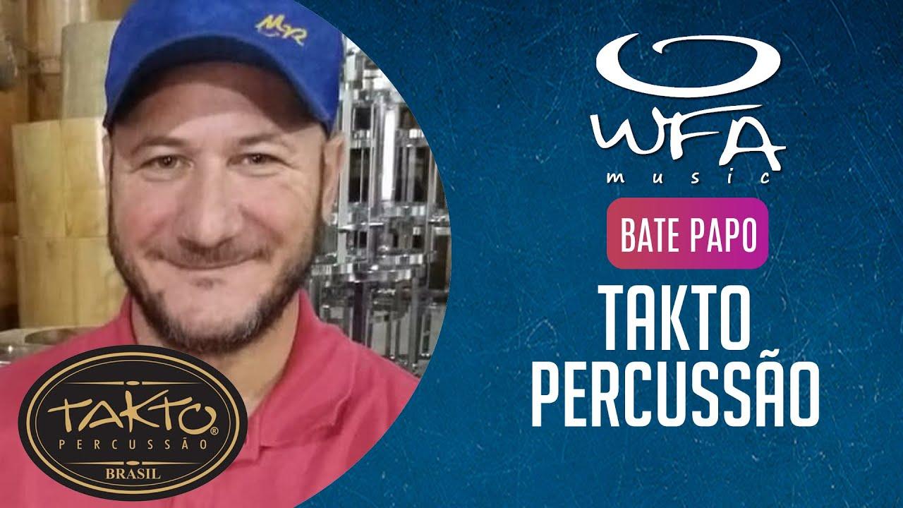 Marcão - Takto Percussão - Bate Papo #72 | WFA Music