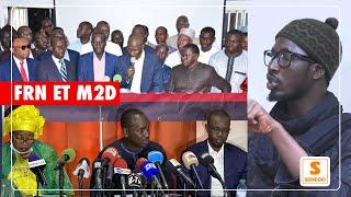 """Abou Diallo : """"Le M2D n'existe plus, c'est mouvement affilié à Ousmane Sonko..."""" (Senego-TV)"""