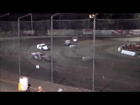 IMCA Modified Heat 3 - Bakersfield Speedway 9.16.17