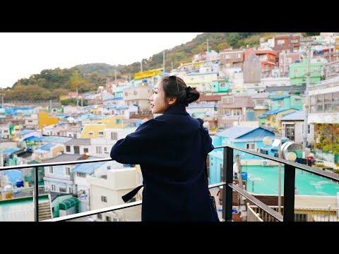 Đi Busan Cùng Chloe - A DAY IN BUSAN 🌞 | Chloe Nguyen