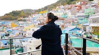 Đi Busan Cùng Chloe - A DAY IN BUSAN 🌞   Chloe Nguyen