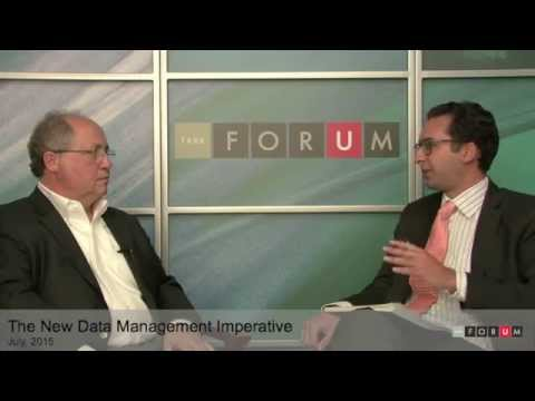 Interactive Data: The New Data Management Imperative by Marty Williams
