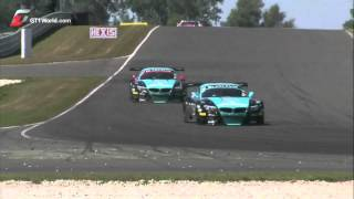 GT1 - Slovakia Championship Race Short Highlights 19-08-12