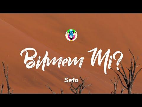 Sefo - Bilmem Mi? (sözleri/Lyrics) indir
