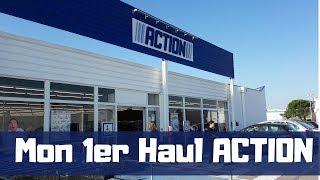 """Haul action n° 1  (OUVERTURE D'UN ACTION CHEZ MOI)   """"Enfin je l' attendais"""""""