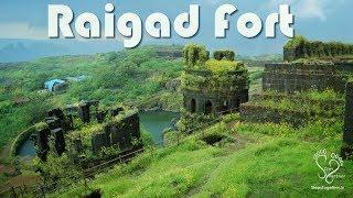Ambenali ghat and Raigad ropeway | Raigad fort video | Mahabaleshwar ghat road