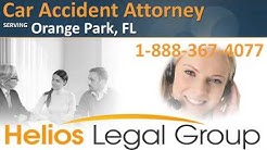 Orange Park Car Accident Attorney   Florida