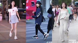 Fashion Walking Style in China/ Ep2