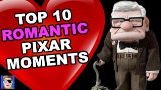 Top 10 Most Romantic Moments In Pixar