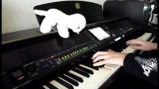 Vangelis - La petite fille de la mer (piano cover)