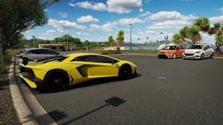 Forza Horizon 3 - Balade Des SuperCars De Nuit !