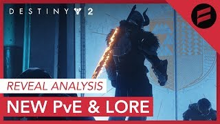 Destiny 2 - Adventures, Lost Sectors, and Why Lore Isn't Gone